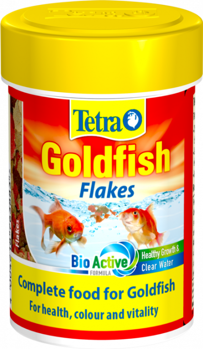 Tetra Goldfish Flakes 85Ml (15G)