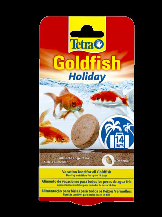 Tetra Goldfish Holiday 2X12g