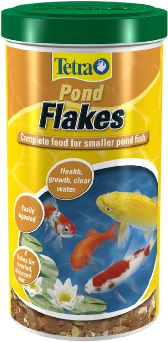 Tetra Pond Flakes 1L (180G)