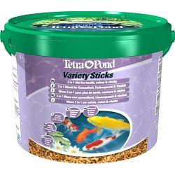 Tetra Pond Variety Sticks 10L Bucket (1650G)