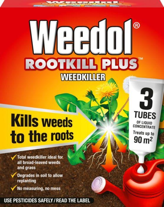Weedol Rootkill Plus Liquidose 3 Sachets