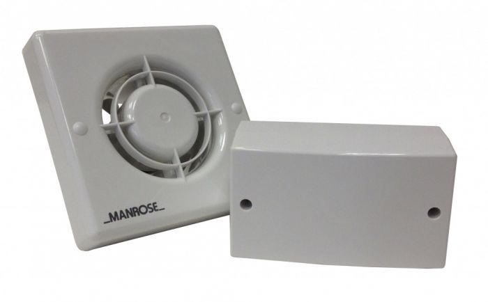 Manrose Low Voltage Fan