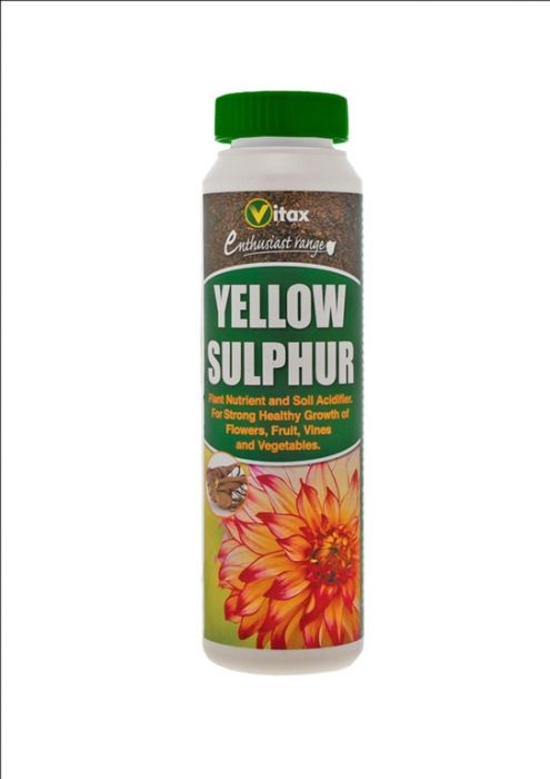 Vitax Yellow Sulphur 225G