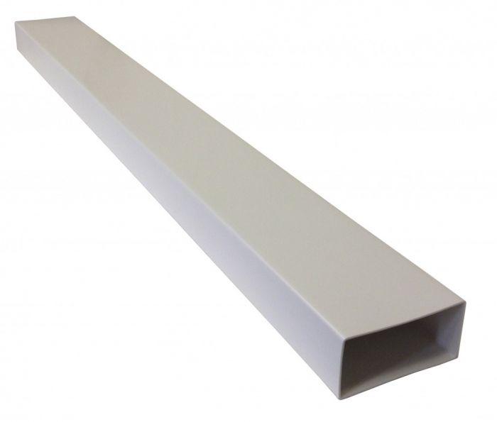 Manrose Flat Channel Ducting 1M