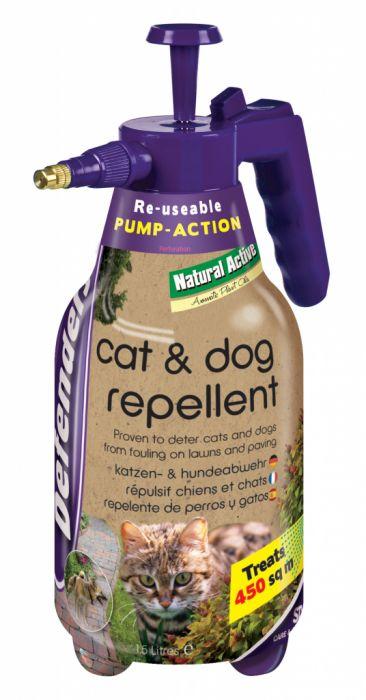 Defenders Cat & Dog Repellent Spray 1.5L