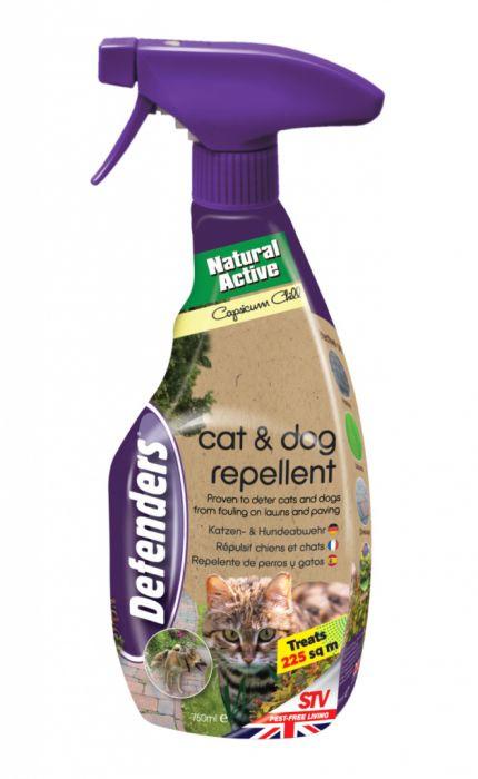 Defenders Cat & Dog Repeller 750Ml