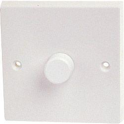 Dencon 400W 1 Way Dimmer Switch Rotary