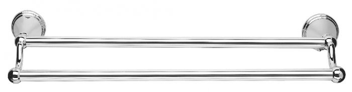 Croydex Double Towel Rail 18