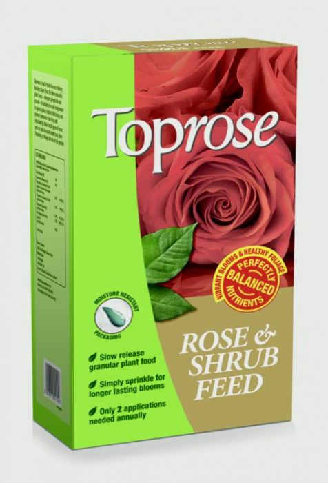 Sbm Life Science Toprose Fertiliser 4Kg