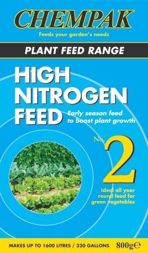 Chempak Liquid Fertilizer No.2 800G