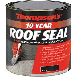 Thompson's 10 Year Roof Seal 1L Black