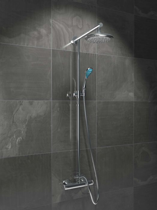 Sp Tenbury Thermostatic Mixer Shower