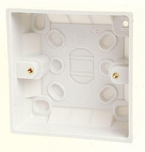 Dencon 1G 32Mm Moulded Box Pack 5
