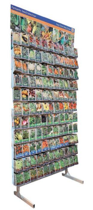 De Ree Uk Veg & Herb Seeds Collection