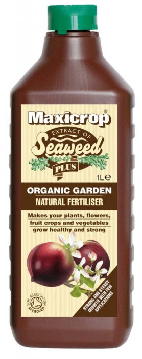 Maxicrop Natural Fertiliser 1L