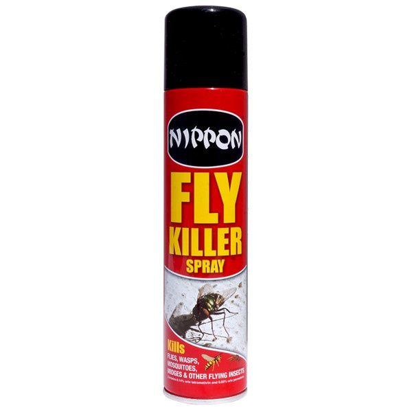 Nippon Fly & Wasp Aerosol 300Ml