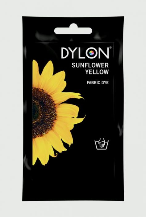 Dylon Hand Dye Sachet (Nvi) 05 Sunflower Yellow