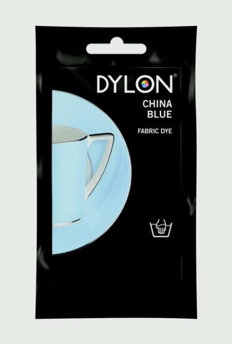 Dylon Hand Dye Sachet (Nvi) 06 China Blue