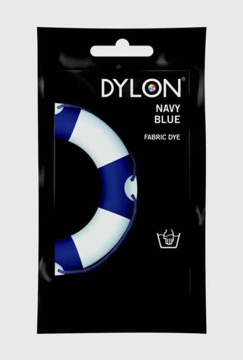 Dylon Hand Dye Sachet (Nvi) 08 Navy Blue