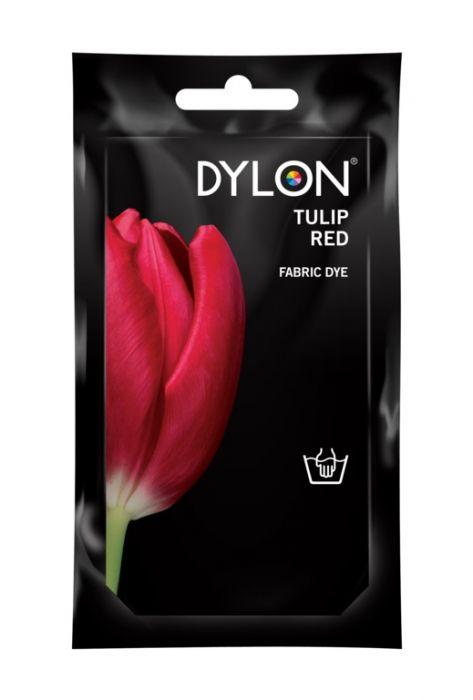 Dylon Hand Dye Sachet (Nvi) 36 Tulip Red