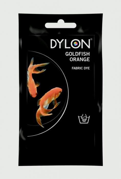 Dylon Hand Dye Sachet (Nvi) 55 Goldfish Orange