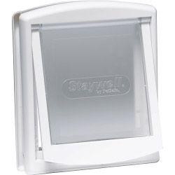 Petsafe Original 2 Way Small Pet Door White