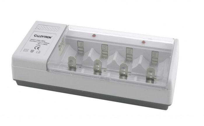 Lloytron Universal Battery Charger
