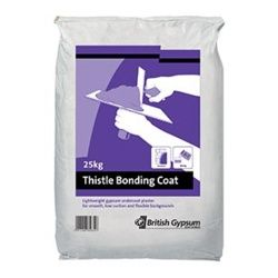 Artex Thistle Bonding Plaster 25Kg