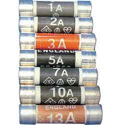 Dencon 3 Amp Fuse To Bs1362 Display Card Of 72