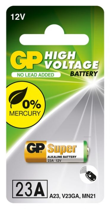 Gp High Voltage Battery 23A