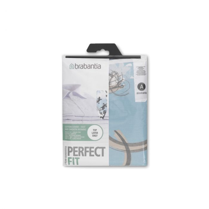 Brabantia Ironing Board Cover Colourful (Assorted) 110 X 30Cm