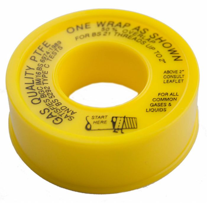 Oracstar Ptfe Tape Gas Thread Tape