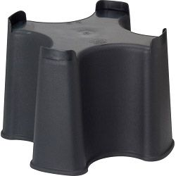 Ward Slim Space Saver Water Butt Stand Black