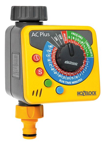 Hozelock Aqua Control 1 Plus Flexible Water Timer Plus