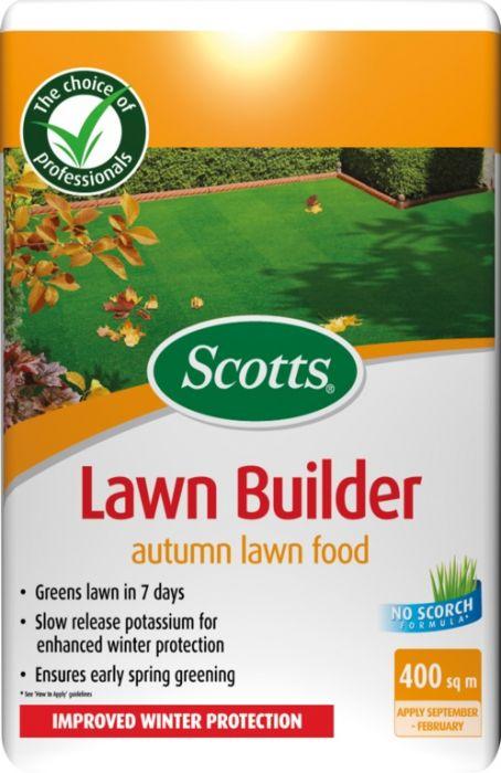 Scotts Lawn Builder Autumn Lawn Food 400M2