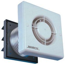 Manrose Extractor Fan + Timer 4