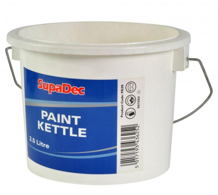 Supadec 2.5Ltr Paint Kettle