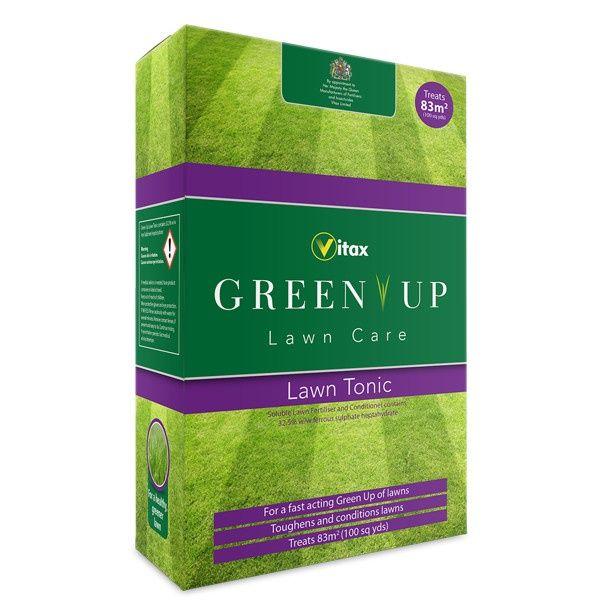Vitax Green Up Lawn Tonic 1Kg