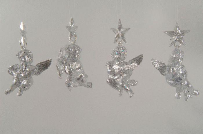 Plastic Angel With Hanger