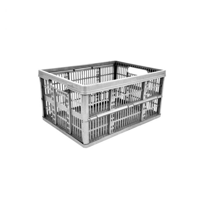 Thumbs Up 32 Litre Folding Crate 48Cm X 35Cm X 24Cm