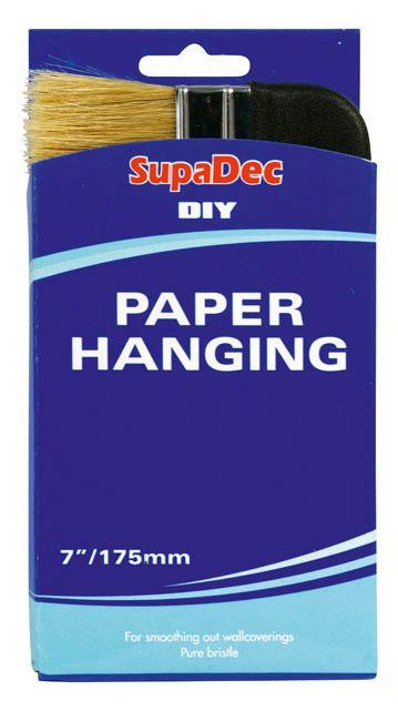 Supadec Diy Paper Hanging Brush 7/175Mm