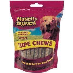 Munch & Crunch Tripe Chews 300G