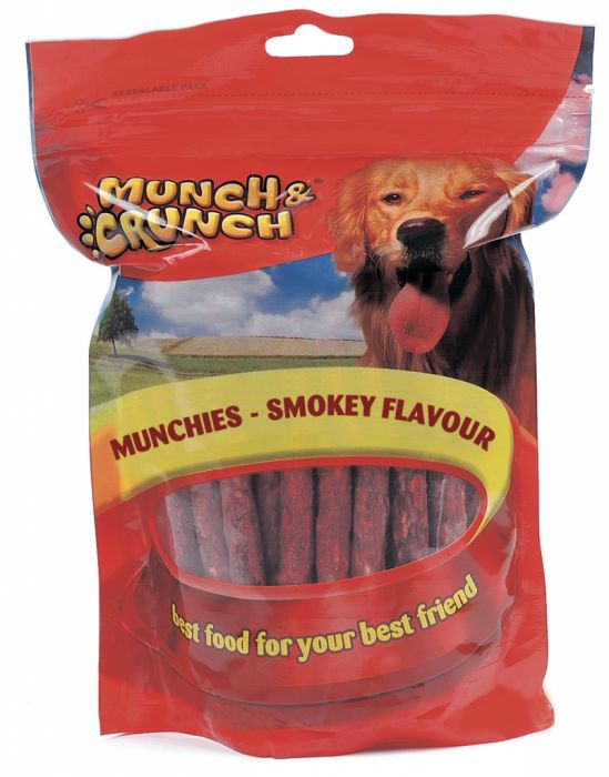Munch & Crunch Beef Munchies 250G