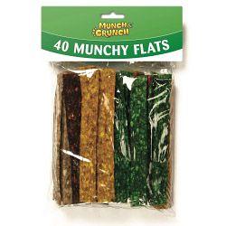 Munch & Crunch Munchy Flats 32 Pack