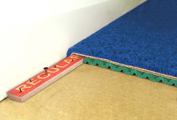 Stikatak Dual Purpose Medium Pin Carpet Gripper 40Ft