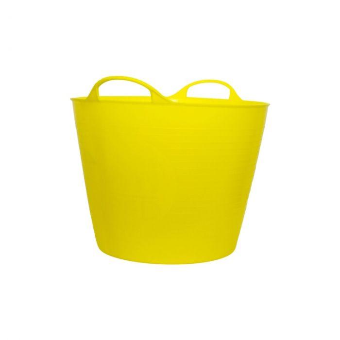 Red Gorilla Flexible Medium Tub Yellow