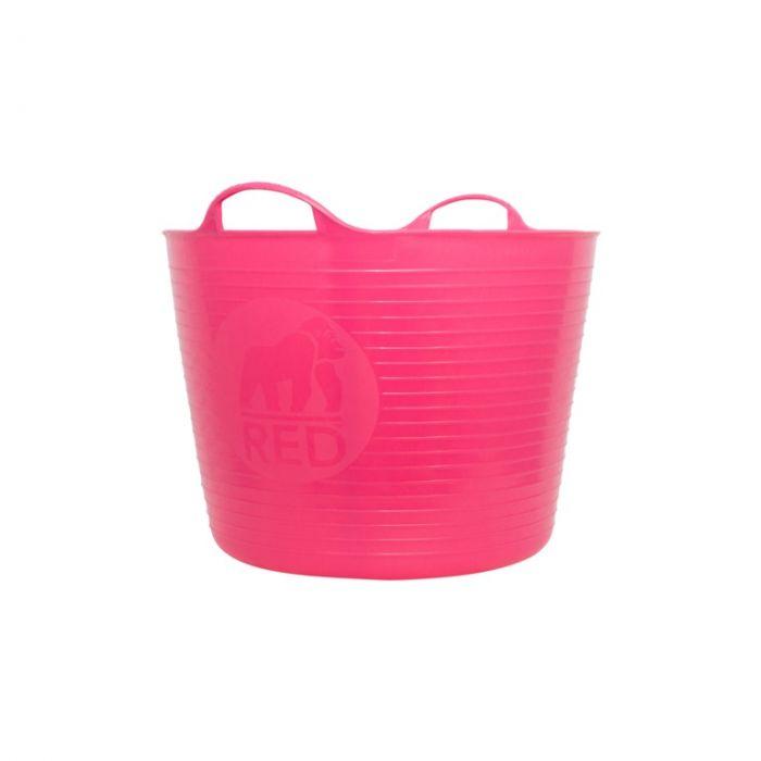Red Gorilla Flexible Large Tub Pink