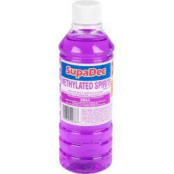 Supadec Methylated Spirit 500Ml
