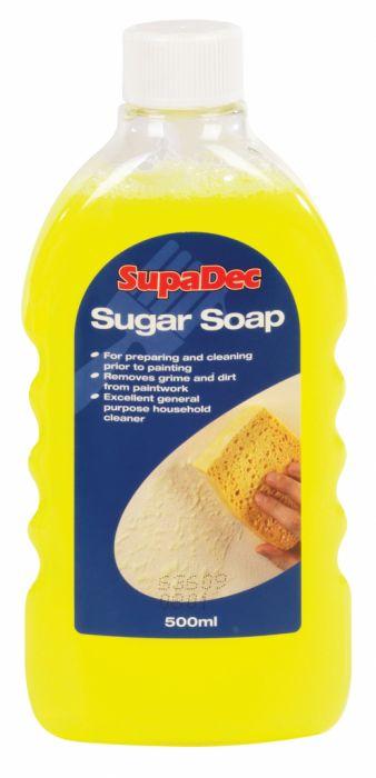 Supadec Sugar Soap 500Ml