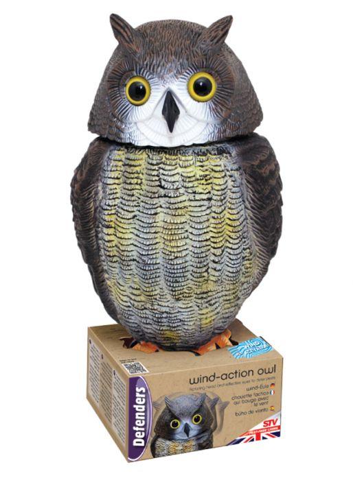 Defenders Action Owl